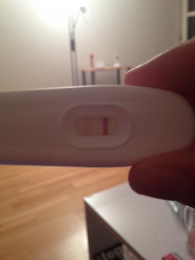 schwangerschaftstest 2 streifen