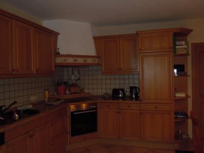 Eiche rustikal Küche streichen/ lackieren? | Einrichten und Deko