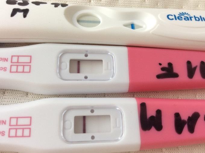 Dm schwangerschaftstest