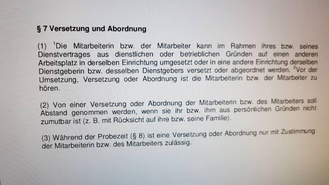 Berufsverbot bei schwangerschaft