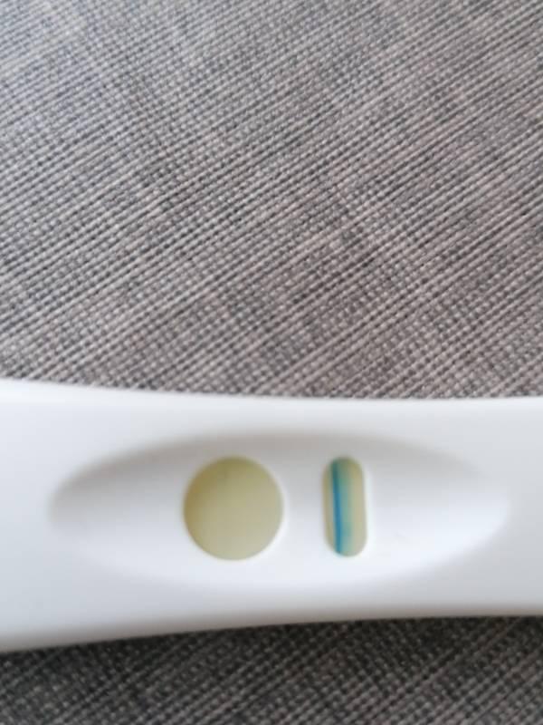 Schwangerschaftstest positiver Positiver Schwangerschaftstest?