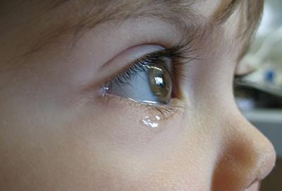 Kinder bindehautentzündung
